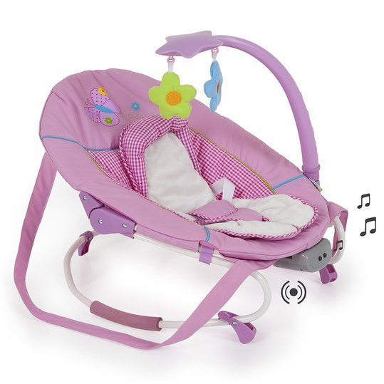 Babywippe Leisure e-motion - Butterfly