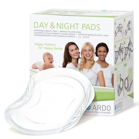 Einweg-Stilleinlage 30er Pack Day & Night Pads