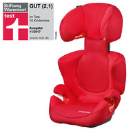 Child seat Rodi XP - Poppy Red