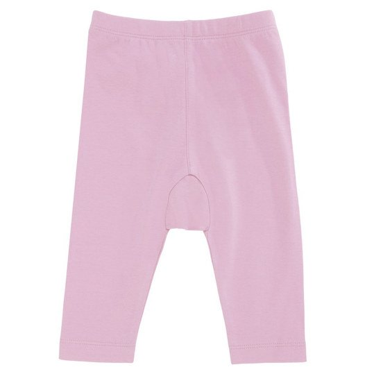Leggings Basic Line - Girls Rosa - Gr. 74