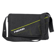 Wickeltasche Head Sport - Darkgrey-Yellow