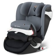 Kindersitz Juno M-Fix - Graphite Black