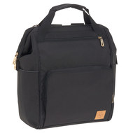 Wickelrucksack Glam Goldie Backpack - Black