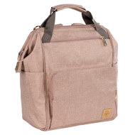 Wickelrucksack Glam Goldie Backpack - Rose