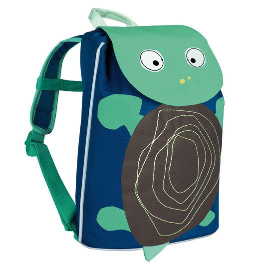 Rucksack Mini Duffle Backpack - Wildlife Turtle