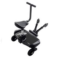 Buggy-Board Bump Rider Sit - Black