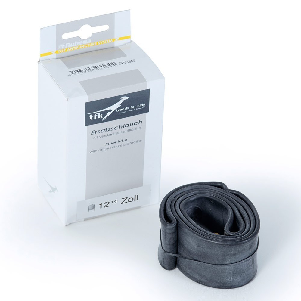 Replacement hose for 12 inch Rubena air wheel - straight valve