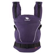 Babytrage Pure Cotton - Purple