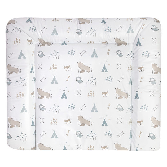 Folien-Wickelauflage Softy - Nordic Bear - Beige