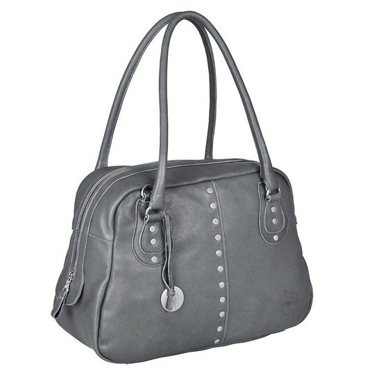 Wickeltasche Premium Label Fair Bowler Bag - Grey