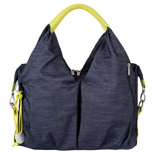 Wickeltasche Green Label Neckline Bag - Denim Blue