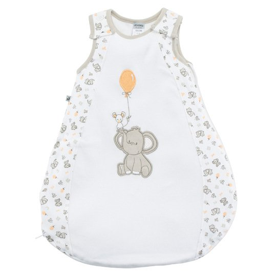 Schlafsack Light Elephant - Offwhite - Gr. 74 / 80