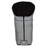 Fleece-Fußsack Eco Big - Grau