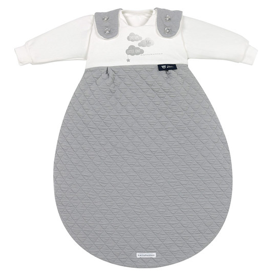Baby-Mäxchen 3-tlg. bellybutton - Dream Grey - Gr. 56/62