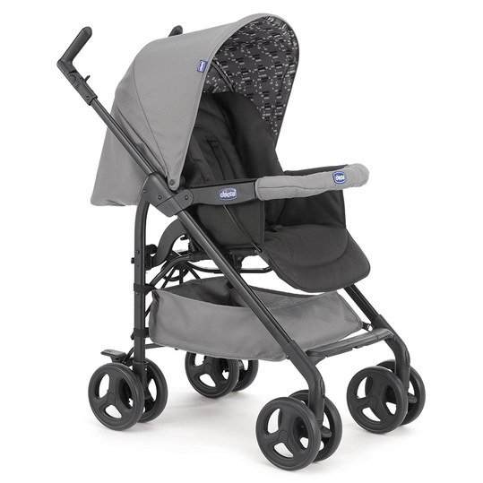 Buggy Sprint Black - Coal