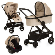 Kinderwagen-Set Acrobat XL Plus Trioset - Sahara