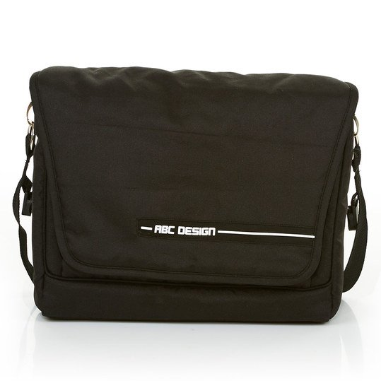 Wickeltasche Fashion - Coal