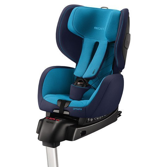 Kindersitz Optiafix - Xenon Blue