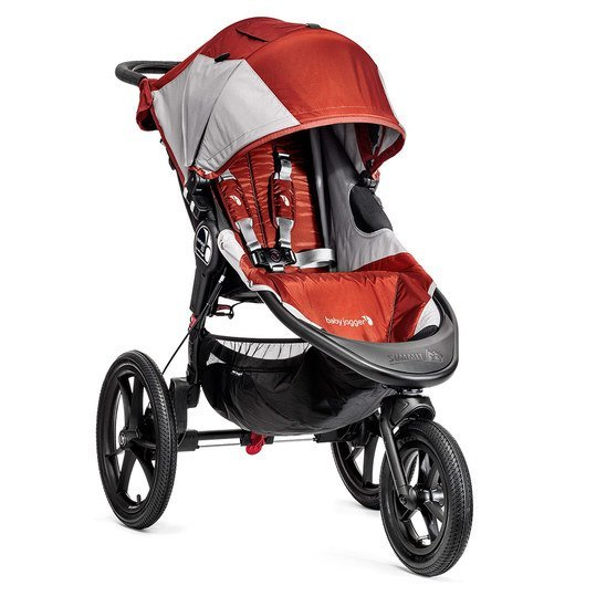 Buggy Summit X3 - Orange Gray
