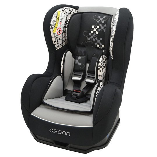 Kindersitz Cosmo SP - Corail Black