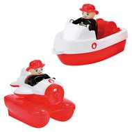Waterplay Fire-Boat-Set