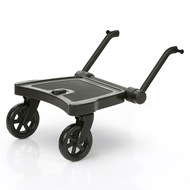 Footboard Kiddie Ride On 2 - Black