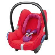 Babyschale Cabriofix - Red Orchid