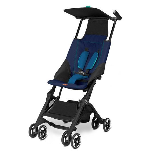 Buggy Pockit - Sea Port Blue
