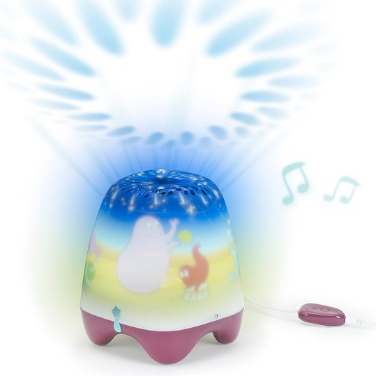 Schlummerlicht Dream Theater mit Musik - Barbapapa