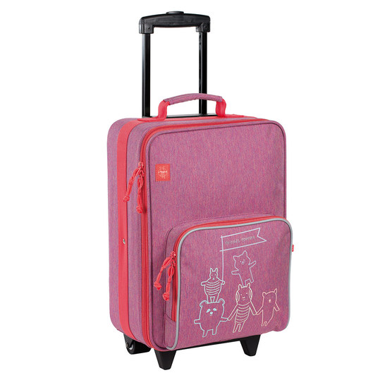 Trolley - About Friends - Melange Pink