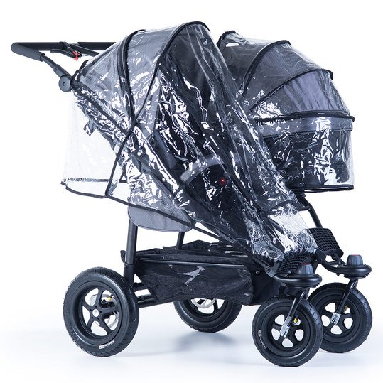 Raincover for a sports seat - Twinner Lite