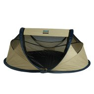 Reisebett Pop Up Travel-Cot Baby Luxe - Khaki