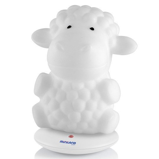 LED-Nachtlicht Night Sheep