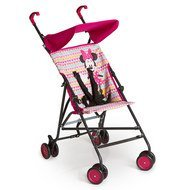 Buggy Sun Plus - Disney - Minnie Geo Pink