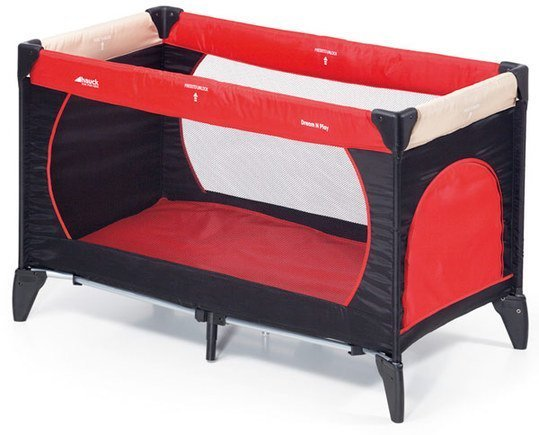 Reisebett Dream´n Play Plus - Red