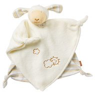 Cuddle Towel Deluxe Sheep - Baby Love