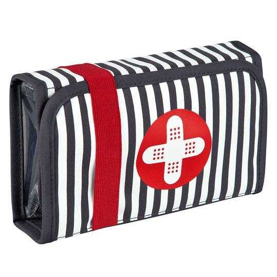 l ssig erste hilfe tasche first aid kit bandage. Black Bedroom Furniture Sets. Home Design Ideas