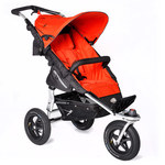 TFK Sportwagen Joggster Adventure - Orange.com