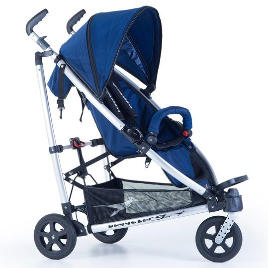Buggy Buggster S Air II - Classicblue