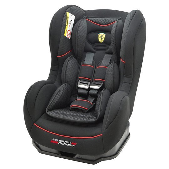 osann kindersitz cosmo sp ferrari black gran. Black Bedroom Furniture Sets. Home Design Ideas