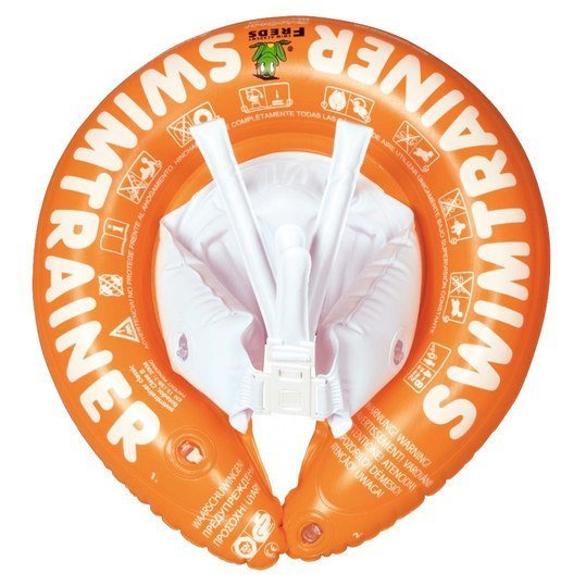 Swimtrainer Classic 2 - 6 Jahre - Orange