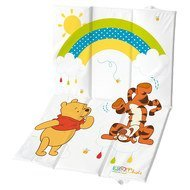Travel changing mat - Winnie Pooh White