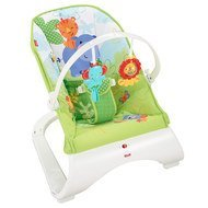 Babywippe Comfort Curve - Rainforest