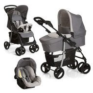 Kinderwagen-Set Shopper SLX Trio Set - Stone Grey