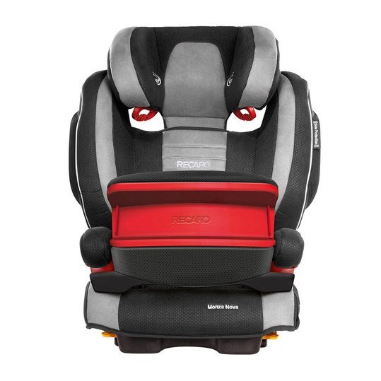 Kindersitz Monza Nova IS Seatfix - Graphite
