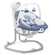 Babyschaukel Serina 2 in 1 - Denim