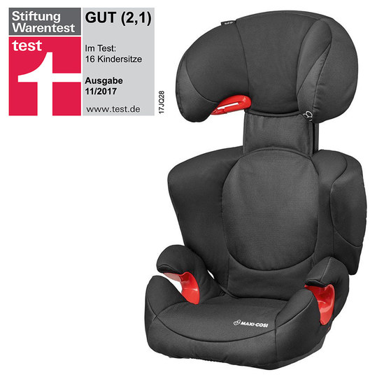 Child seat Rodi XP - Night Black
