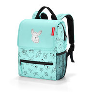 Rucksack Backpack Kids - Mint