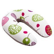 Nursing pillow cover Buddy - Tree Berry