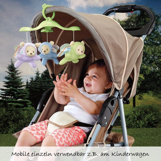 Fisher-Price - Musik-Mobile Musik-Mobile - Traumbärchen 3 in 1 dd3ee8
